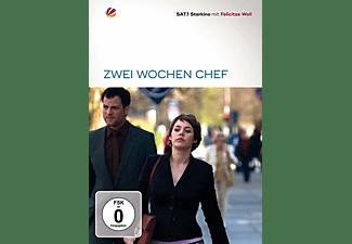 Zwei Wochen Chef DVD