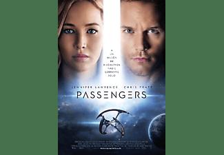 Passengers - Blu-ray
