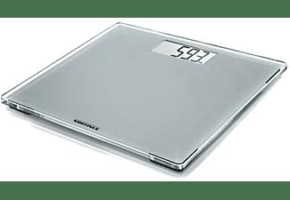 Báscula de baño - Soehnle Style Sense Compact 300, Peso máximo 180kg, Plata