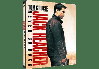 Jack Reacher 2 Nunca Vuelvas Atras (Bd) Metal - Ex - Blu-ray