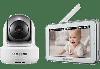 """Vigilabebés - Samsung SEW3043, Pantalla táctil 5"""", Micrófono y audio HD integrado"""