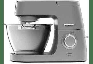 Robot de cocina - Kenwood Chef Elite KVC5320S, 1200 W, Tazón 4.6 L, Velocidad regulable, 3