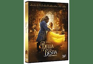 La Bella y la Bestia (Acción Real) - DVD