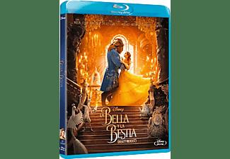 La Bella y la Bestia (Acción Real) - Blu-Ray