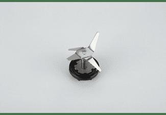 Batidora de vaso - Jata BT 604 N, 1300W, Jarra de cristal 1.5L, 2 velocidades, Inox