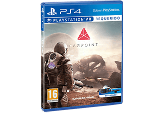 PS4 Farpoint VR