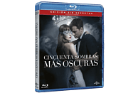 50 Sombras más Oscuras - Blu-ray