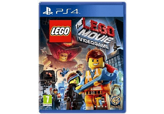 PS4 The LEGO: Movie Videogame