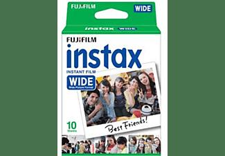 Película fotográfica - Fujifilm Instax Wide Film, 10 hojas