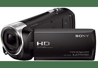 Videocámara - Sony HDR-CX240E Negro, zoom óptico 27x, zoom digital 320x