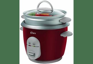 Arrocera - Oster CKSTRC4723-050 Capacidad de 0,6L, Antiadherente, Posibilidad de cocinar al vapor