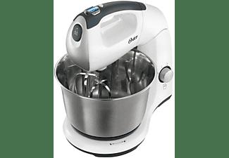Procesador de alimentos - Oster OFP-049X Potencia 500W, Múltiples accesorios, Bol de 3.8L de acero