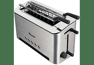 Tostadora - Kenwood TTM610 Capacidad para 2 tostadas, 1080W de potencia, Función descongelación