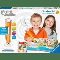 RAVENSBURGER tiptoi® Starter-Set: Stift und Bauernhof-Buch tiptoi Stift