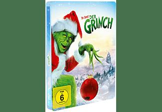 Der Grinch – Exklusives, nummeriertes Lenticular-Steelbook Blu-ray