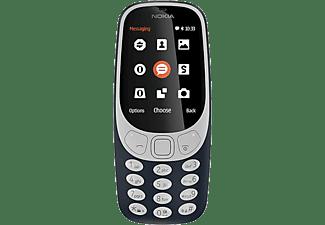Móvil - Nokia 3310, Radio FM, Azul Oscuro