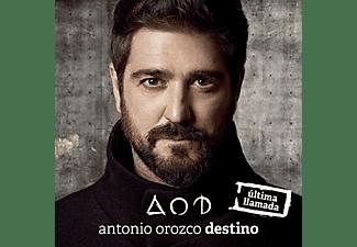 Destino: última llamada - Antonio Orozco