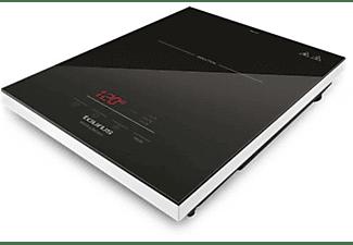 Encimera - Taurus 974.664 PI410, Inducción, portátil, 1 zona, 2000W, temporizador