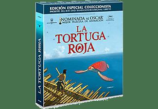 La tortuga roja - Edicion coleccionista