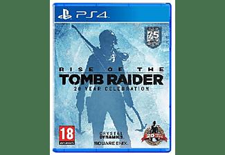 PS4 Rise Of The Tomb Rider: 20 Aniversario