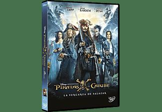 Los Piratas Del Caribe: La Venganza De Salazar - DVD