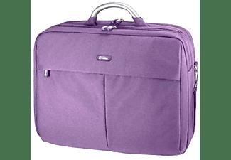 Maletín para portátiles de hasta 16 pulgadas - E-Vitta Business Plus Laptop Bag 16, Púrpura