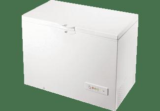 Congelador horizontal - Indesit OS 1A 300 H2, Capacidad 311 litros, Clase Blanco