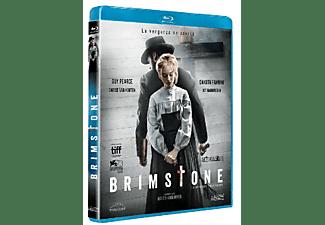 Brimstone - la hija del predicador - Blu-ray