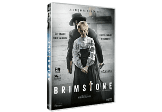 Brimstone - la hija del predicador - DVD
