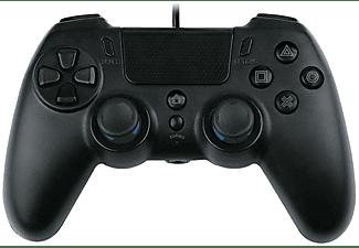 Mando - Ardistel Blackfire, PS4, Función Turbo, 4 botones programables