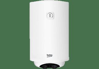 Termo eléctrico - Beko BWH80EUC, 80l., 2000W, termostato regulable, blanco