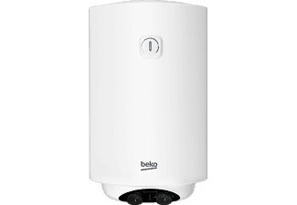 Termo eléctrico - Beko BWH50EUC, 2000W, 50 litros, Termostato regulable, Blanco