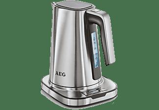 Hervidor de agua - AEG EWA7800, 1.7L, display, 5 temperaturas, apagado automático
