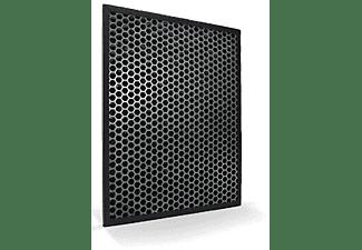 Filtro de aire - Philips FY3432/10, NanoProtect, Para purificador AC3256/10, 12 meses, Negro