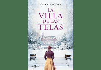 Libro - La villa de las telas, Anne Jacobs