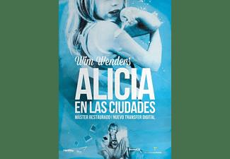 Película DVD - Alicia en las ciudades
