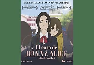 Pack Hana & Alice: El caso de Hana y Alice + Hana y Alice - DVD