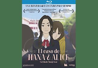 Pack Hana & Alice: El caso de Hana y Alice + Hana y Alice - Blu-ray