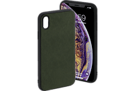 HAMA Rainbow , Backcover, Apple, iPhone XS Max, Polyurethan(PU)/Thermoplastisches Polyurethan (TPU), Oliv