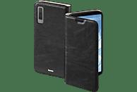 HAMA Guard , Bookcover, Samsung, Galaxy A7 (2018), Kunstleder, Schwarz