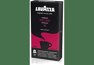 Cápsulas monodosis - Lavazza Deciso 10, Compatible con Nespresso