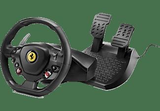 Volante - Thrustmaster T80 Ferrari 488 GTB, PS4, Pedales