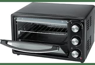 Mini horno - Jata HN 916, 1200W, 16 L, Negro