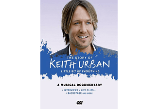 The story of Keith Urban - Little bit of everything