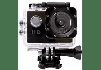 "Cámara deportiva - SK8 HD 1080 P, Full HD, 12 MP, LCD 2"", Negro"