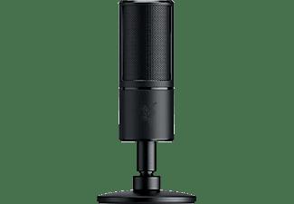 Micrófono - Razer Seiren X, Para PC, Ángulo cerrado, Negro