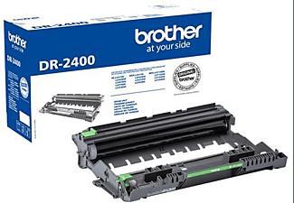 Tambor de Impresora - Brother DR-2400, 12000 Páginas, Negro