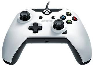 Mando - PDP Wired Controller, Xbox One, PC, Blanco Ártico