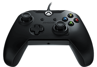 Mando - PDP Wired Controller, Xbox One, PC, Negro Cuervo
