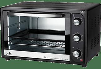 Mini horno - Jata HN945, Potencia 2000 W, Capacidad 45 L, Temporizador de 60 min, Termostato